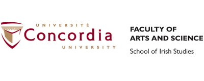 Concordia Faculty of Arts Sciences - School of Irish Studies