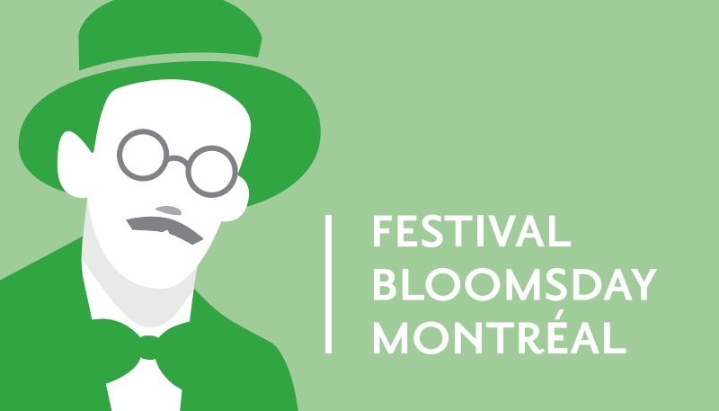 Bloomsday, 2016 – CBC coverage on how we did Bloomsday this year