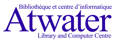 Atwater Library logo