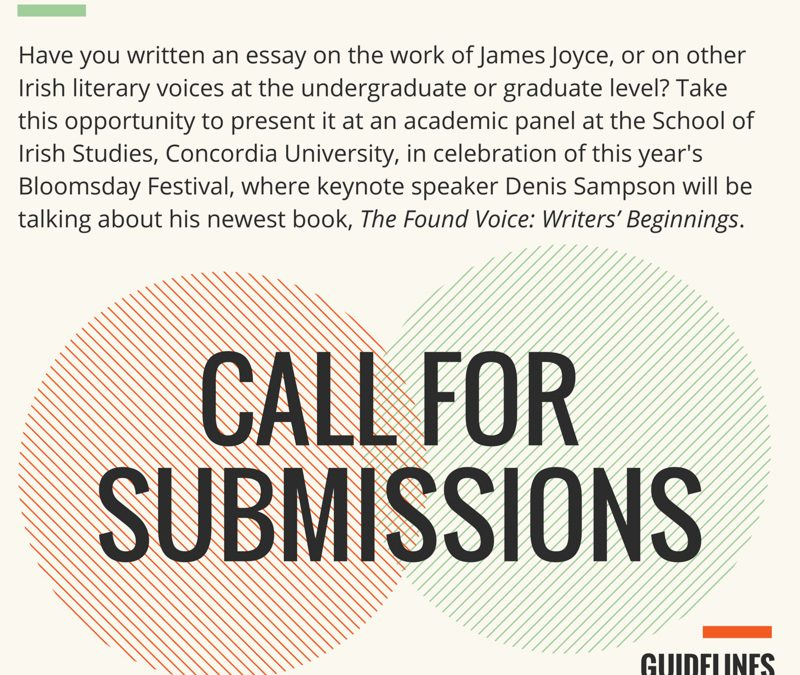 The Voices of James Joyce: Academic Panel