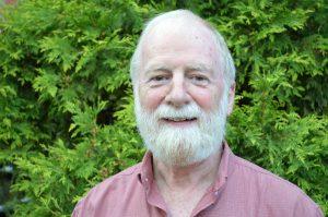 Author Denis Sampson