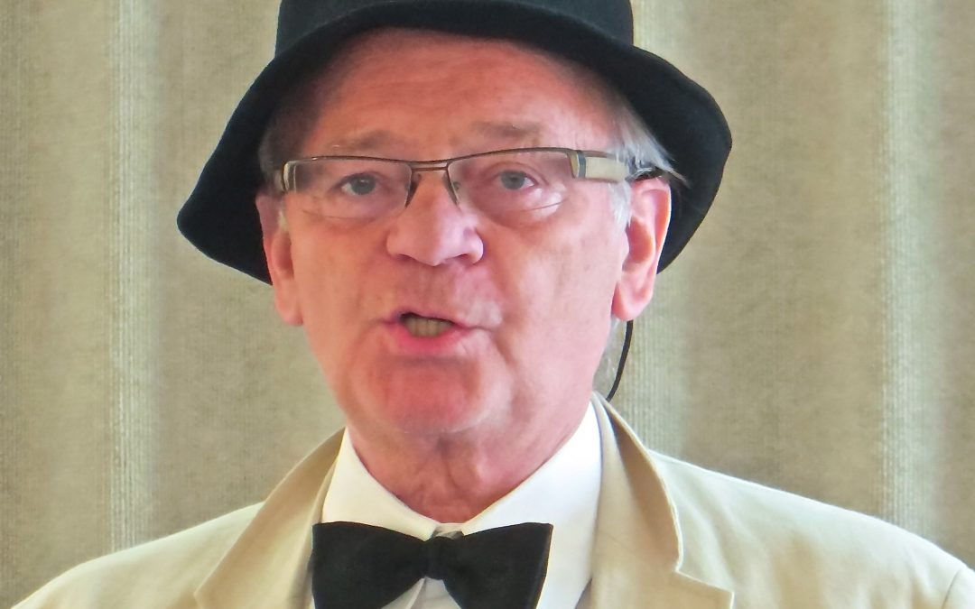 Gus O'Gorman Bloomsday Tribute: May 10, 2017