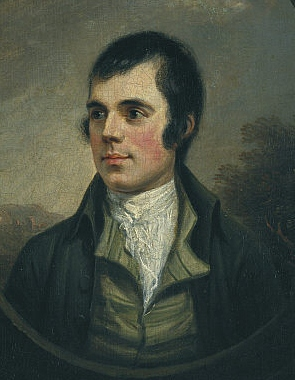Finding Robbie Burns in Finnegans Wake