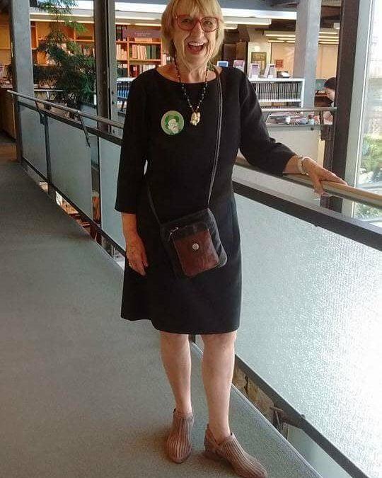 In Memoriam: Yvonne Constance Wall